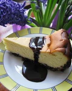 Amaretto Cheesecake