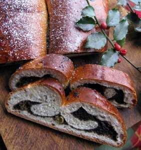 Poppyseed Pinwheel Bread